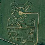 Lacey Green maze
