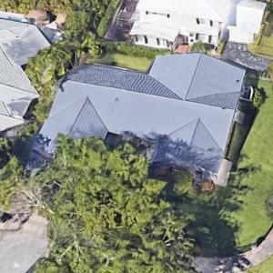 Maya Vander's House (Google Maps)