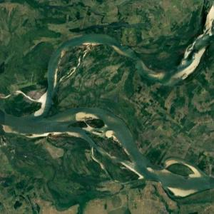 Mouth of the Araguaia River (Google Maps)