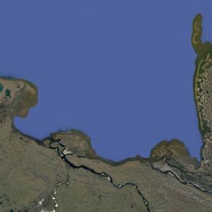 Olyenok Gulf (Google Maps)