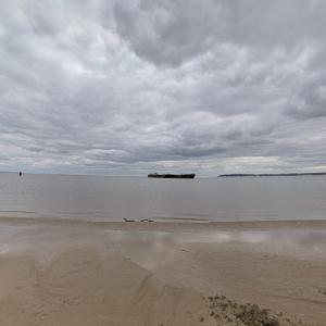 Mouth of the Kama (StreetView)