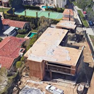 John Legend & Chrissy Teigen's House (Rental) (Google Maps)