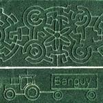 Banguy maze (Google Maps)