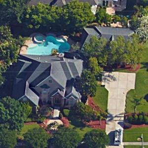 Ricky Williams' house (Google Maps)