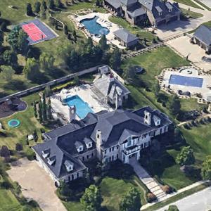 Chris Mack's House (Google Maps)