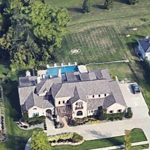 Scott Satterfield's House (Google Maps)