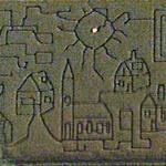 Baflo maze (Google Maps)