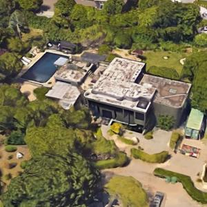 Nate Berkus & Jeremiah Brent's House (Google Maps)
