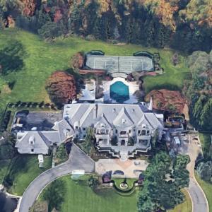Andrew Sandler's House (Google Maps)