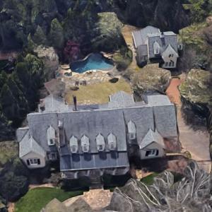Josh Brolin's House (Google Maps)
