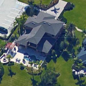 Verron Haynes' house (Google Maps)