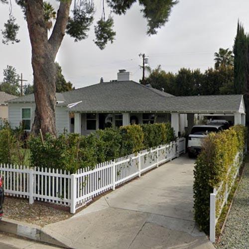 Camilla Luddington's House (StreetView)