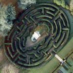 Enfield maze (Google Maps)