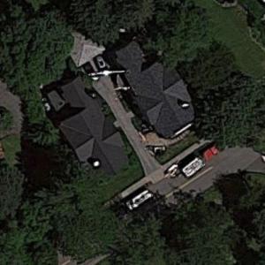 Gavin McInnes' House (Google Maps)