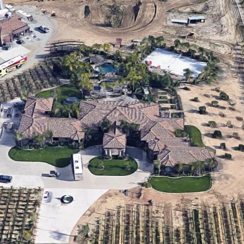 Brian Deegan house in Temecula, California