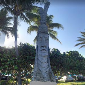 Indian head - Fort Lauderdale (StreetView)
