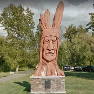 Chief Wasatch (StreetView)