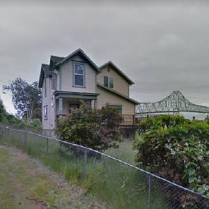 Short Circuit - Stephanie Speck house location (StreetView)