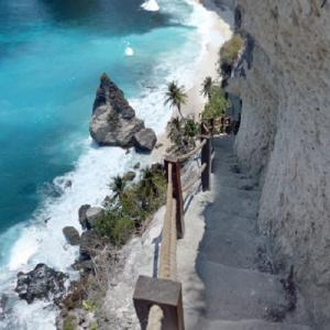 Stairway to beach (StreetView)