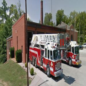 McCutchanville Ladder Truck and Engine (StreetView)