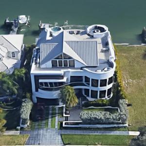 Tom Brady & Gisele Bundchen's House (Google Maps)
