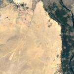 1992 Cairo earthquake epicenter
