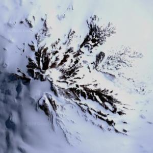 Mount Melbourne (Google Maps)