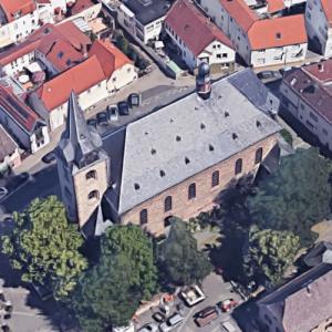 St. Gallus, Flörsheim (Google Maps)