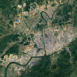 Jingdezhen (Google Maps)