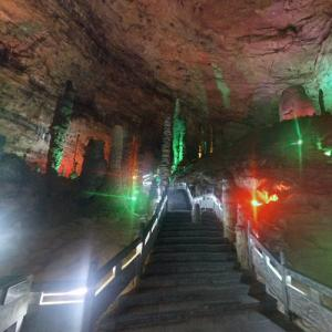 Huanglong Cave (StreetView)