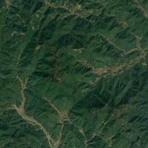 Mount Mogan (Google Maps)