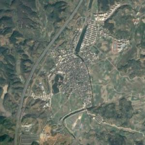 Chengkan Village (Google Maps)