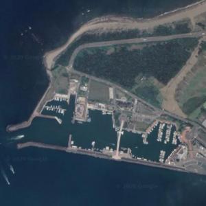 Tamsui Fisherman's Wharf (Google Maps)