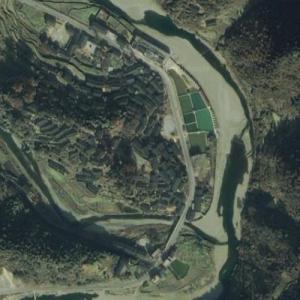 Langde Village (Google Maps)