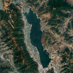 Erhai Lake (Google Maps)