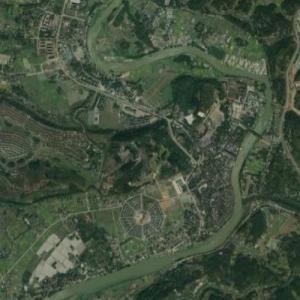 Huanglongxi (Google Maps)
