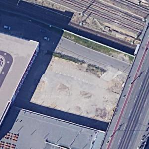 EDGE East Side under construction (Google Maps)