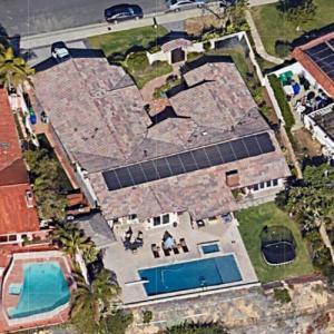 Kris Dielman's house (Google Maps)