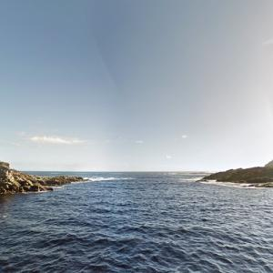 Mouth of the Storms River (StreetView)