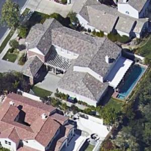 Keyshawn Johnson's house (Google Maps)