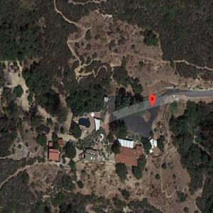 Ewan McGregor Home Topanga Canyon (Google Maps)