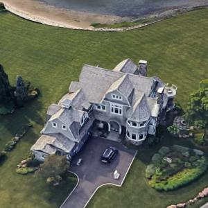 Martin St. Louis' House (Google Maps)