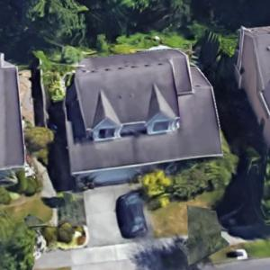 Roger Fisher's House (Google Maps)