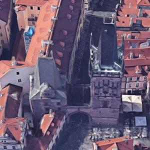 Malá Strana Bridge Tower (Google Maps)