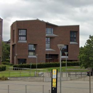 'School of Medicine Housing' by Grafton Architects (StreetView)