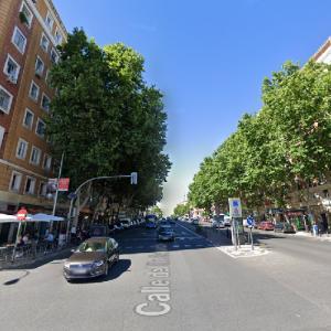 Calle del Doctor Esquerdo (StreetView)