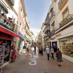 Calle Sierpes (StreetView)