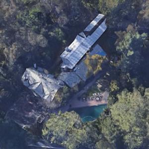 Cameron Diaz & Benji Madden's House (Google Maps)