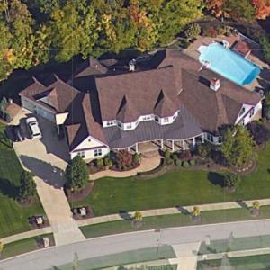 Tom Tupa's house (Google Maps)