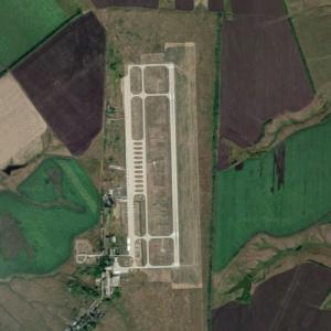 Balashov air base (Google Maps)